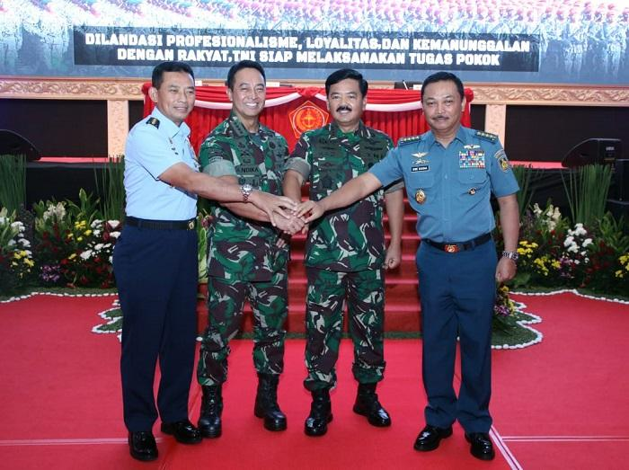 TNI Akan Lakukan Operasi Psikologi dan Teritorial di Papua