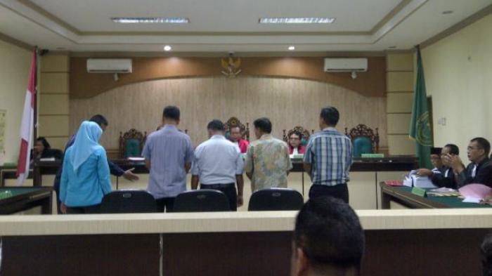 Dari Total 2357 PNS Terpidana Korupsi Berstatus Hukum Tetap, Baru 393 Orang yang Diberhentikan