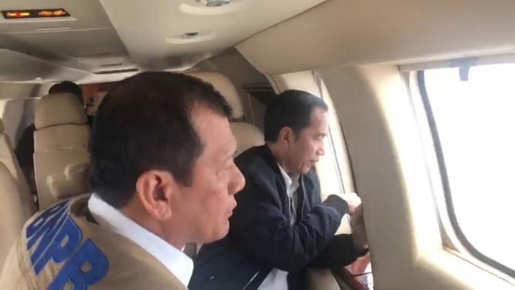 Cegah Longsor, Presiden Jokowi Instruksikan Kepala BNPB Tanam Akar Wangi di Area-Area Gundul