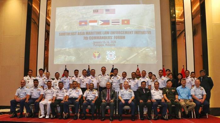Bakamla RI dan Coast Guard ASEAN Diskusi tentang Keamanan Laut Regional