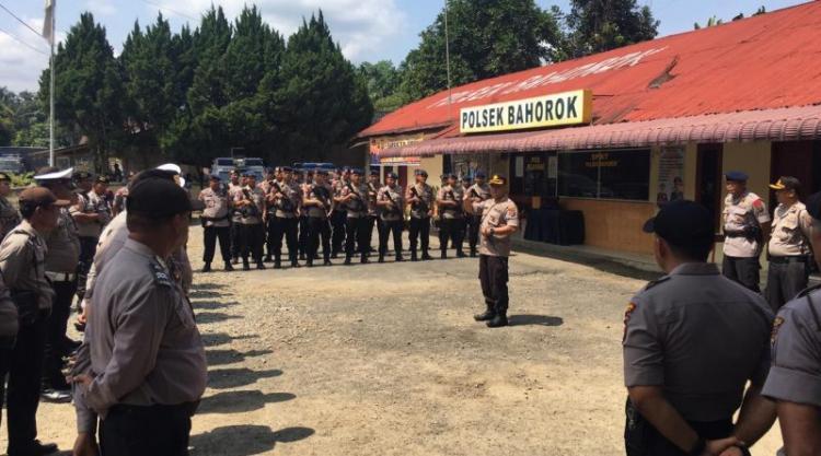 Polres Langkat Tetapkan 13 Tersangka Pelaku Kerusuhan di Bahorok