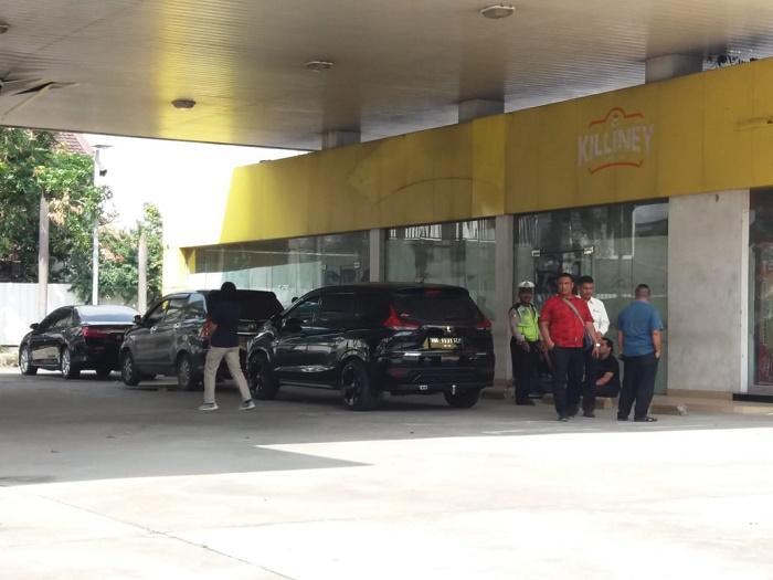Rekonstruksi Kasus Pembunuhan Hakim PN Medan Digelar Polda Sumut Bersama Polrestabes Medan