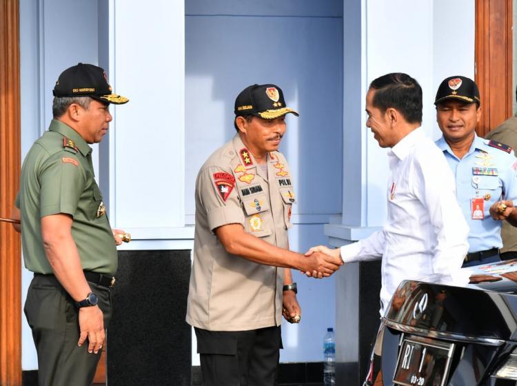 Bertolak ke Natuna, Presiden Jokowi Dijadwalkan Tinjau Jajar Kapal dan Bertemu Nelayan
