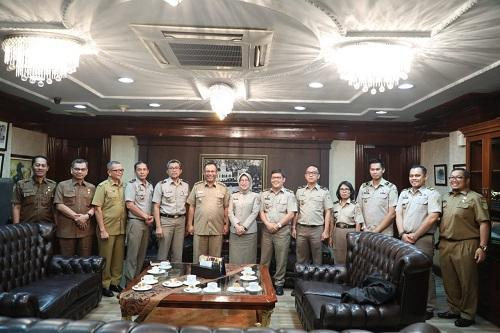 Plt Walikota Medan Dukung Program Sosialisasi PTSL BPN Medan