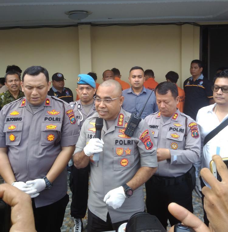 Kapolrestabes Medan: Komplotan Begal Harus Ditindak Tegas Tanpa Ampun