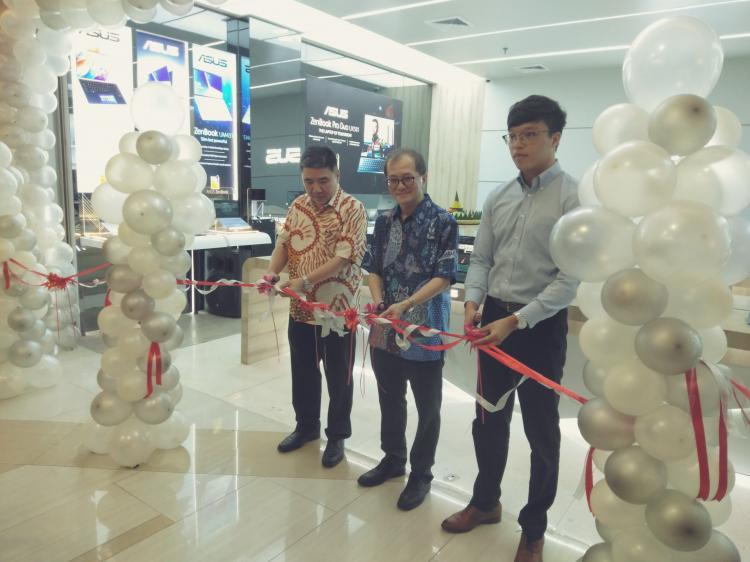 Perluas Pasar, ASUS Buka Exclusive Store Ketiga di Medan