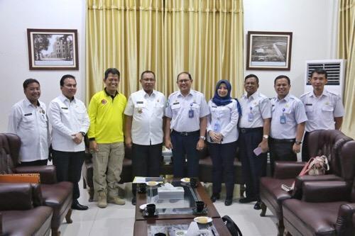 BMKG Wilayah I Medan Bahas Pemetaan Daerah Rentan Gempa dengan Pemko Medan