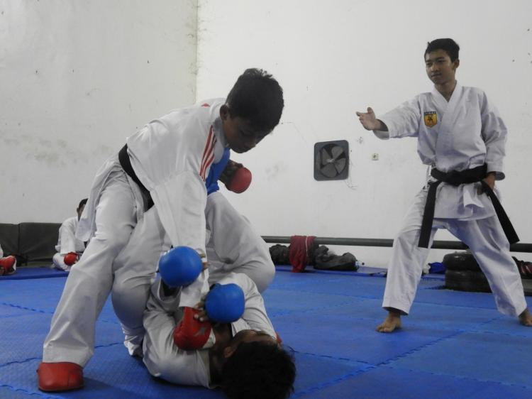 Danyon: Karate Mampu Cetak Karakter Sejak Dini