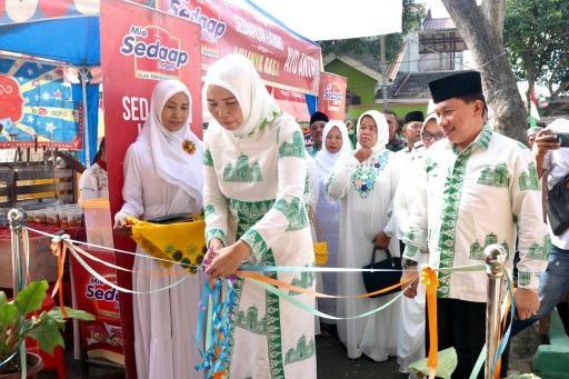 MTQ di Kecamatan Medan Perjuangan, Stand Bazaar Meriahkan Kompetisi