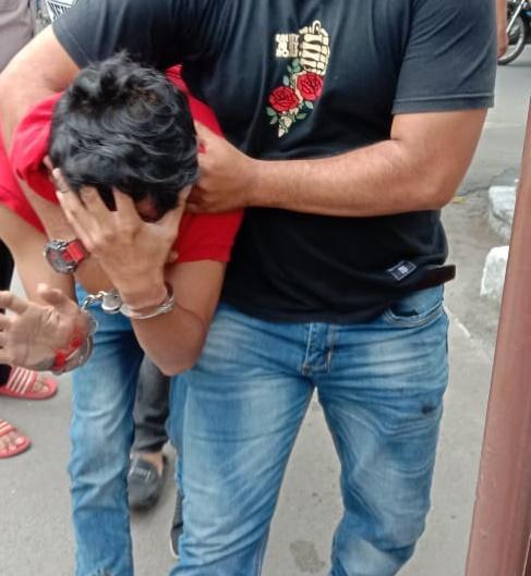Merampok HP di Depan Polrestabes Medan, Polisi Tangkap Dua Pelaku