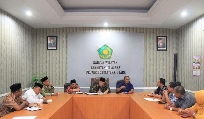 Komisi A DPRD Tapteng Akan Hibahkan Asrama Haji ke Kemenag