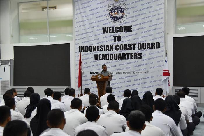 Kapal China Masuk ke Perairan Natuna, Ini Kata Kepala Bakamla RI