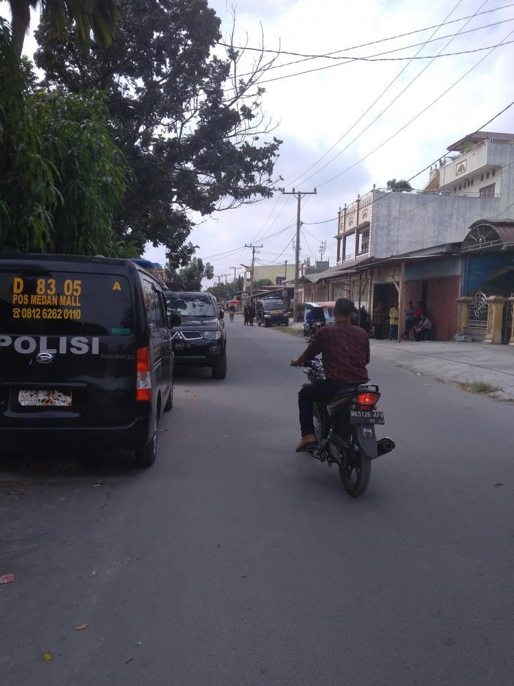 Pasca Bentrok, Lima Orang Pemuda Lakukan Penyerangan dan Pelemparan Rumah Ibadah Diamankan Polisi