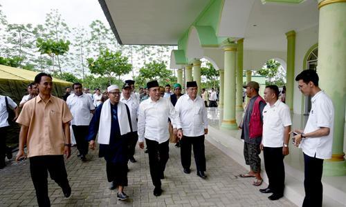 Kunjungi Pesantren Al Hidayah, Gubernur Ingin Pastikan Lahan, Gedung dan Upaya Pengembangan