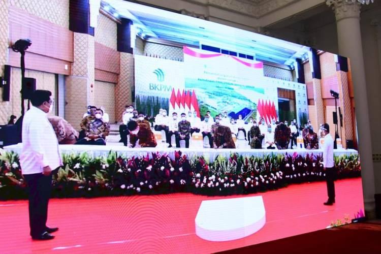 Presiden Dorong Kemitraan UMKM – Usaha Besar Berkontribusi Signifikan Pada Pertumbuhan Ekonomi Inklusif