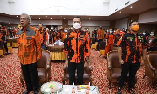 Hadiri Muswil II SAPMA PP Sumut, Wakil Gubernur Sumut: Jadilah Generasi Bermental Pemberani dan Pejuang