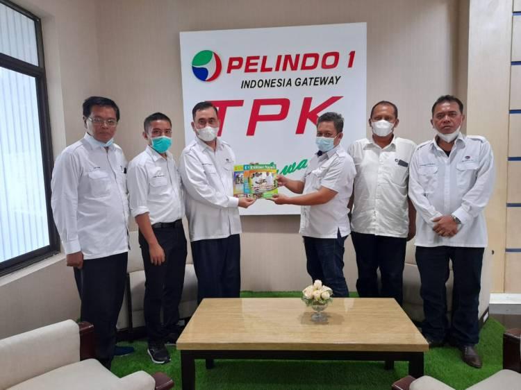 Sinergi GPEI Sumut dan Pelindo 1 Dongkrak Ekspor di Sumut, Dukung Sekolah Ekspor