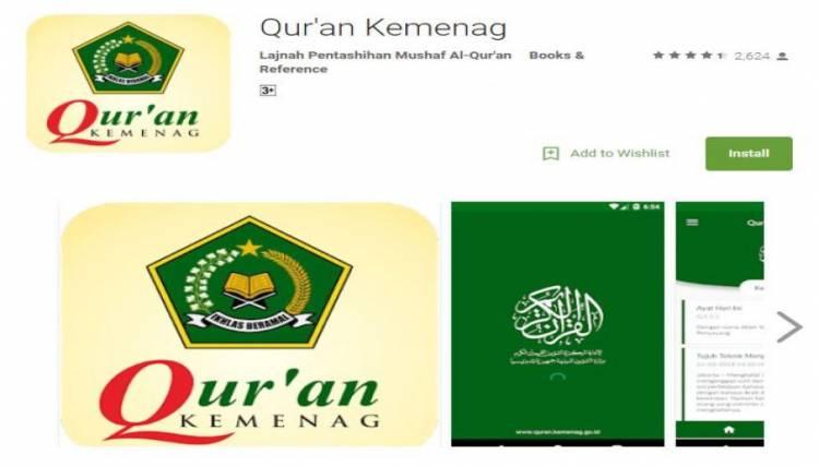 LPMQ Update Fitur Baru di Aplikasi Quran Kemenag