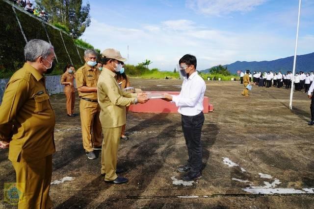 Pj Bupati Pakpak Bharat: CPNS Dipanggil Negara untuk Melayani Bukan Dilayani