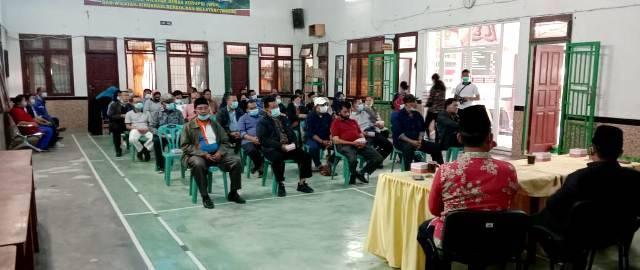 Kemenag Sergai Gelar Rapat Kerja di Samosir