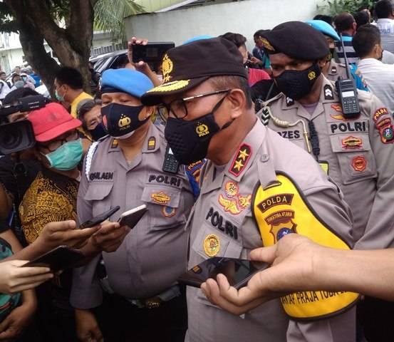Tembak Mati Gembong Narkoba di Medan, Kapolda Sumut: Polisi Terlibat Kasus Narkoba Siap-siap Dipecat