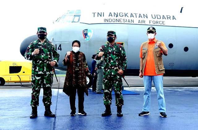 Bantu Korban Gempa Majene dan Mamuju di Sulawesi Barat, TNI Kirim Prajurit dan Alutsista