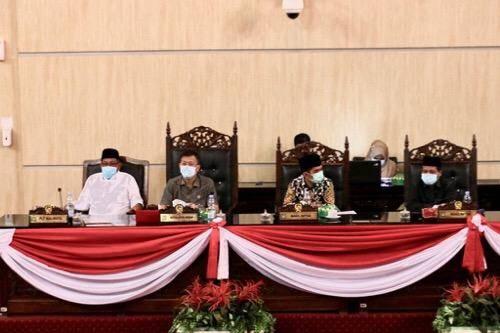 DPRD Usulkan Akhyar Nasution Jadi Wali Kota Medan
