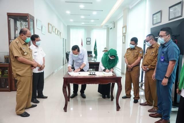 Walikota Tebingtinggi ke RS Chevani: Dokter yang Tak Bisa Beri Pelayanan Jangan Dipakai Lagi