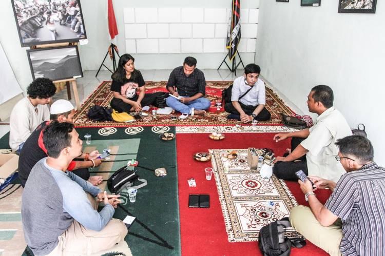PFI Medan dan KontraS: Jurnalis Sadar HAM Kawal Narasi Publik