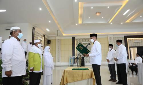 Wakil Gubernur Sumut Musa Rajekshah Lantik IPHI Tebingtinggi