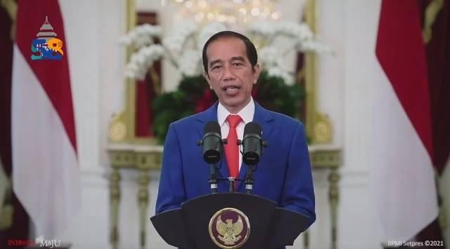 Presiden Jokowi: Karakter Kebangsaan, Dasar Pengembangan Talenta Unggul Indonesia