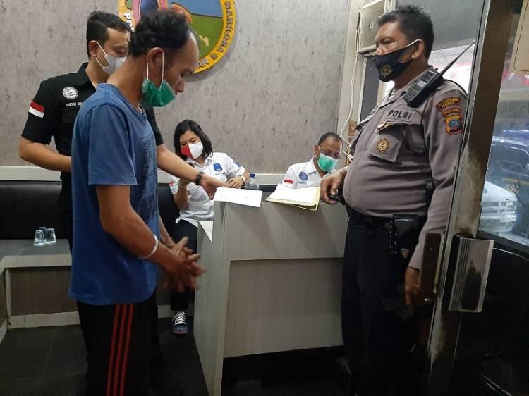 Dalam Tempo Sehari, Satuan Sabhara Polrestabes Medan Bongkar 2 Kali Penyeludupan Sabu untuk Tahanan