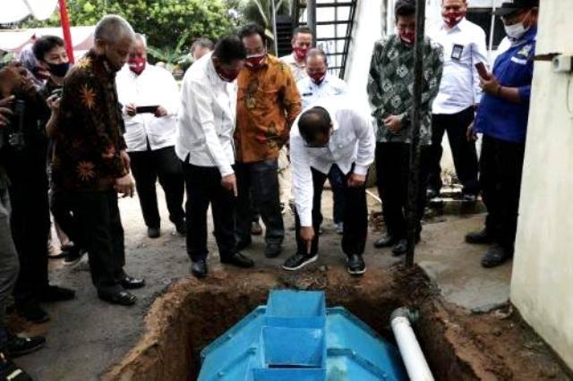 Pemko Medan Dukung Perencanaan Pembangunan Konservasi Air dan Sanitasi di Lingkungan Sekolah