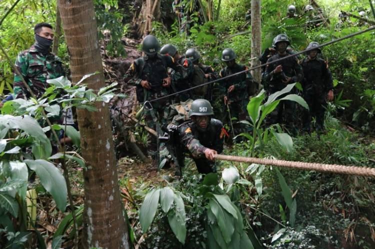 Akademi TNI TP 2020/2021 Buka Latihan Berganda-2 Tahun 2021, Diikuti 672 Taruna Tingkat-1