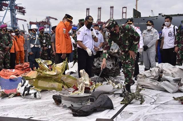FDR Pesawat Sriwijaya Air SJ-182 Ditemukan, Panglima TNI: Lokasi Penemuan Sesuai Perkiraan