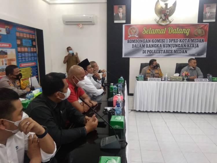 DPRD Pertanyakan Soal SIM Gratis, Polrestabes Medan Sebut Belum Bisa Gratiskan Pembuatan SIM