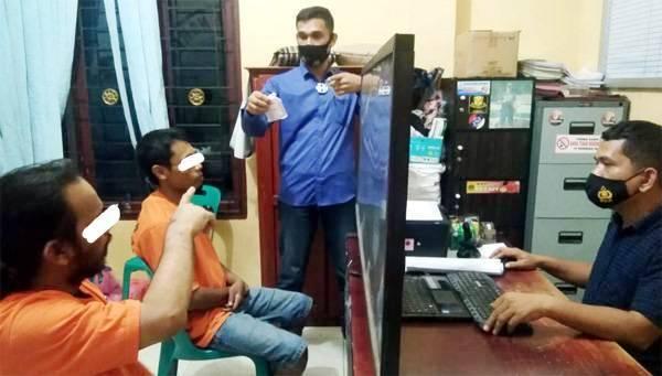 3 Kali DPO, Bandar Sabu Ini Berhasil Ditangkap Polres Labuhanbatu