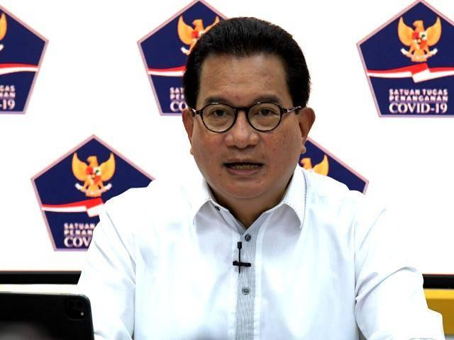 Jubir Satgas Covid-19, Prof Wiku Paparkan Lonjakan Kasus Dampak Abaikan Protokol Kesehatan