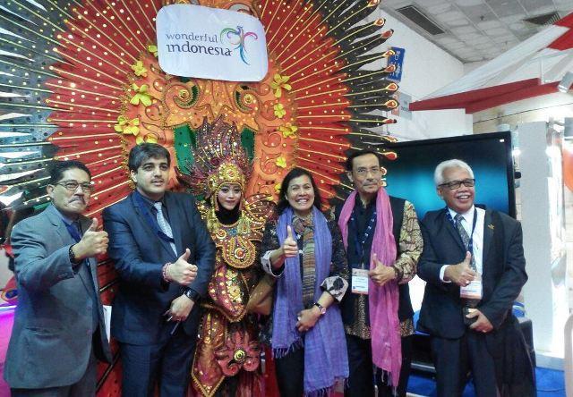 Ada Kedekatan dengan Medan, Salah Satu Faktor Kemenpar Targetkan Turis India ke Indonesia