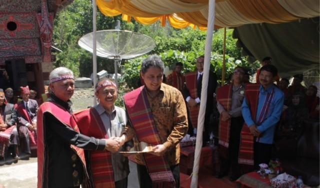 Tiga Desa Adat Batak Bersatu Menopang Pariwisata