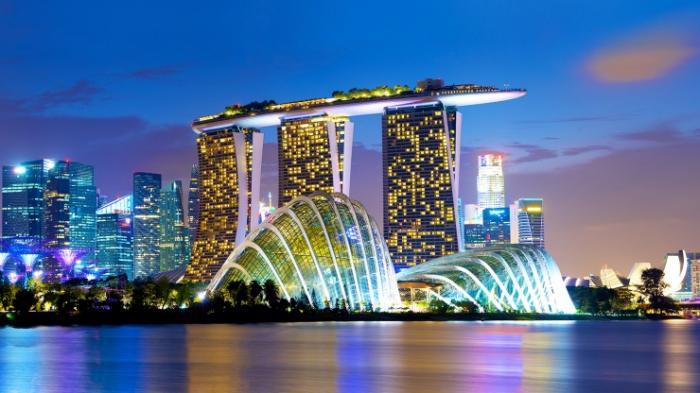 Singapura Raih Rekor Kinerja Sektor Pariwisata 2016