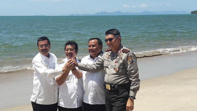 Gubsu:Pariwisata Tapteng dan Sibolga Bisa Diandalkan