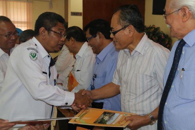 RSUP H Adam Malik Medan Lantik 21 Ketua SMF Baru