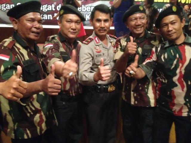 DPD F SPTI-K SPSI Sumut Komit Dukung Saber Pungli