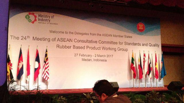 ASEAN Didesak Tetapkan Standar Kualitas Karet untuk Pasar Eropa dan Amerika Serikat