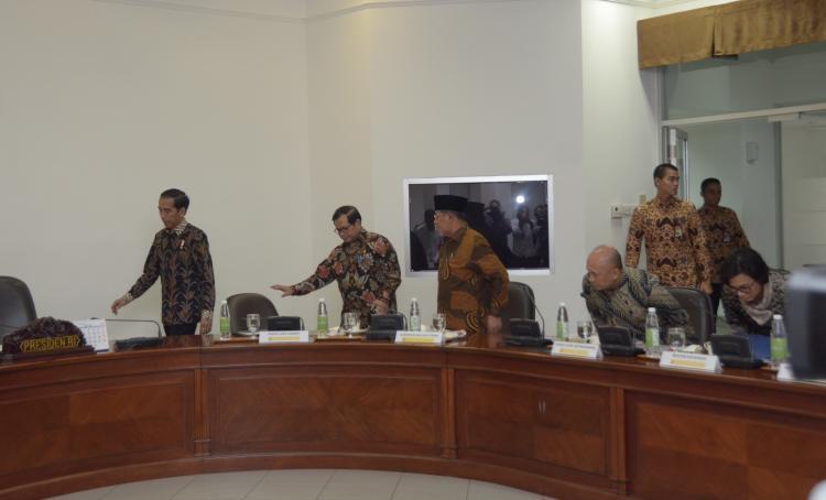 Presiden Jokowi Tekankan Pentingnya Fokus Pada Unggulan Daerah