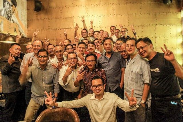 Alumni Pangudi Luhur'87 Optimis Sihar Bisa Pimpin Sumatera Utara