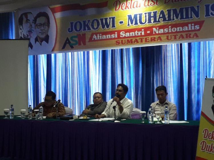 Aliansi Santri Tawarkan Muhaimin Iskandar Dampingi Jokowi di Pilpres 2019