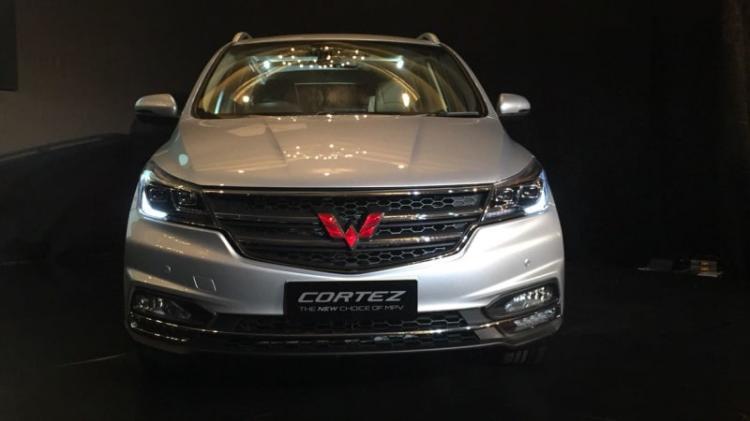 Wuling Cortez, Mobil 1.800 CC Produk Wuling Motors Hadir di Kota Medan