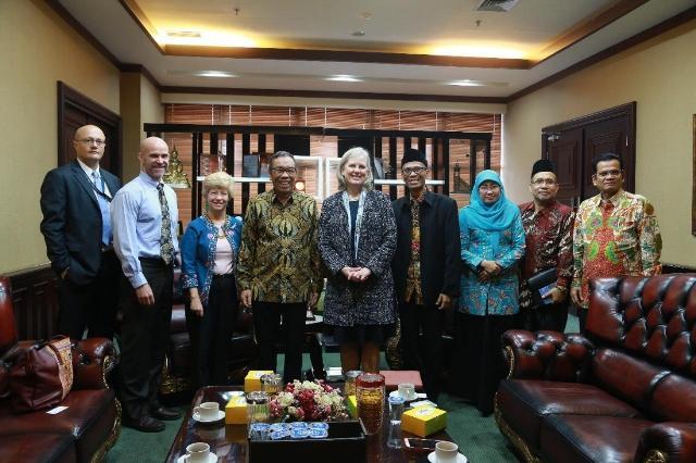Sertifikasi Produk Halal, Pemerintah Amerika Serikat Jalin Kerjasama dengan Kemenag Indonesia